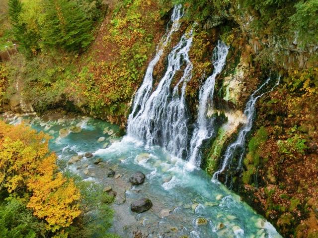 น้ำตกชิราฮิเกะ (Shirahige Waterfall)